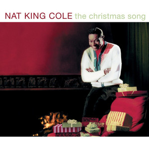 Omslaget till julskivan The Christmas Song av Nat King Cole.