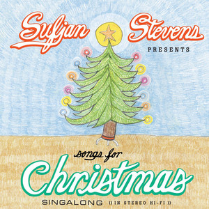 Omslaget till julskivan Songs For Christmas av Sufjan Stevens.